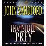 Invisible Prey Abridged Compact Discs