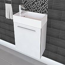 Cutler Kitchen & Bath 18 in. Space Saver Bathroom Vanity