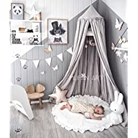 Princess Bed Canopy Mosquito Net for Kids Baby , Round...