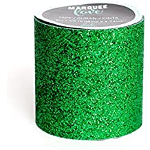 "Heidi Swapp Marquee Christmas Glitter Tape, 2"" x 9', Dark Green"