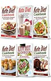 Keto Diet Cookbook: 6 Books in 1- Bible of 6 books- Keto Diet Cookbooks- Breakfast+ Smoothies+ Lunch+ Snacks+ Dinner & Dessert Recipes