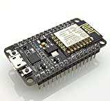 Picture of HiLetgo 2pcs ESP8266 NodeMCU LUA CP2102 ESP-12E Internet WIFI Development Board Open source Serial Wireless Module Works Great with Arduino IDE/Micropython (Pack of 2PCS)