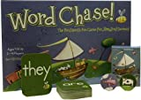 : Word Chase! Eco-Friendly Board Game