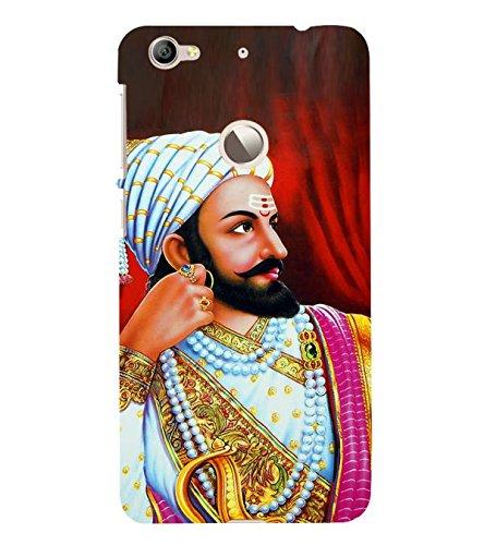 Fuson Designer Phone Back Case Cover LeEco Le 1s :: LeEco Le 1s Eco :: LeTV 1S  Potrait Of Chatrapati Shivaji