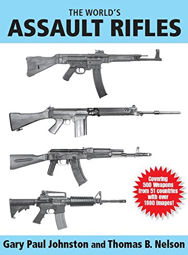 The Time's Assault Rifles