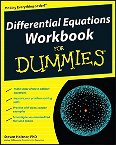 Amazon differential equations books differential equations workbook for dummies fandeluxe Images