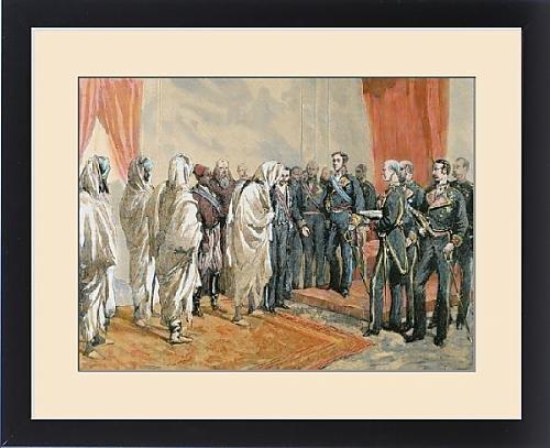 Framed Print of Amadeo I (1845-1890). Duke of Aosta and King of Spain (1871-1873) by Fine Art Storehouse