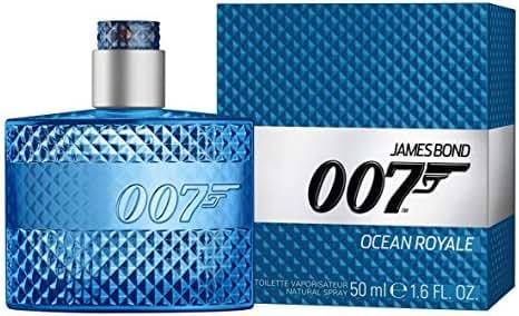 007 Fragrances James bond 007 ocean royale, 1.6 Ounce