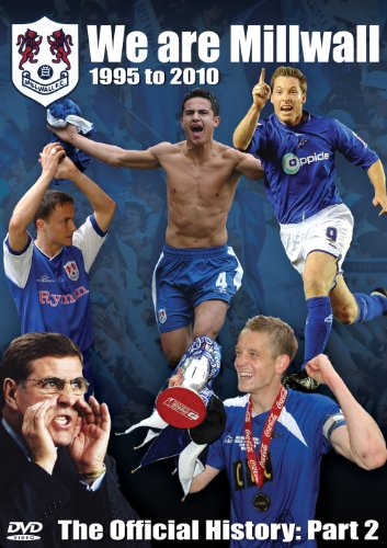 We Are Millwall - Official History Part 2 DVD