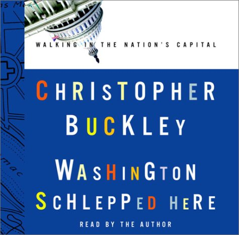 Christopher Buckley Book Tour