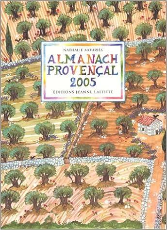 En ligne téléchargement gratuit Almanach provençal 2005 pdf