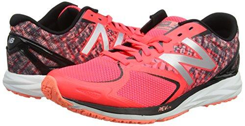 Strobe pink Rosa Running New black V2 Scarpe Balance Donna zTn4x75f