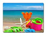 Liili Placemat Natural Rubber Material toys for childrens sandboxes against the sea and the beach 28412835