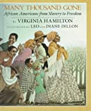 Many Thousand Gone, Virginia Hamilton, 0394928733