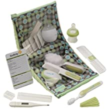Safety 1st Deluxe Healthcare and Grooming Kit, Spring Green