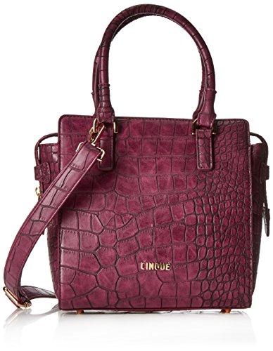Main 1700 Cinque Portés 1700 Handtasche burgundy Femme Rot Donna Sacs TqqRwIz