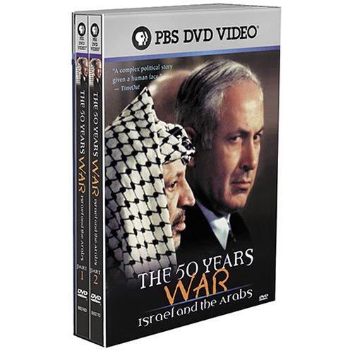The 50 Years War - Israel & The Arabs by Pbs Home Video