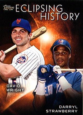 Amazoncom 2015 Topps Eclipsing History Baseball Card Eh