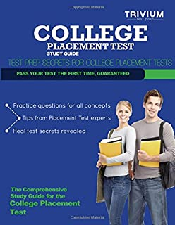 placement test essay tips College placement test study guide: advantage+ edition with practice tests and essay writing tips [academic success media] on amazoncom free shipping on.