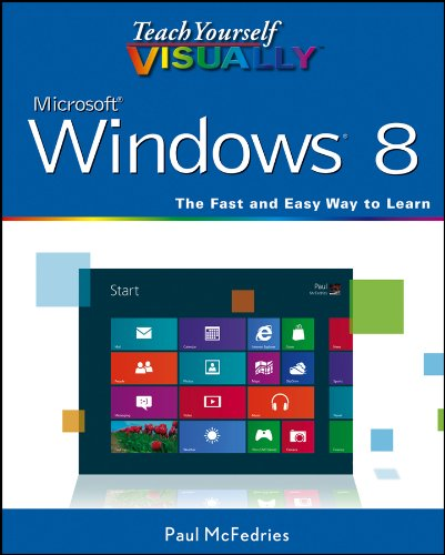 Teach Yourself VISUALLY Windows 8 (Teach Yourself VISUALLY (Tech)) PDF