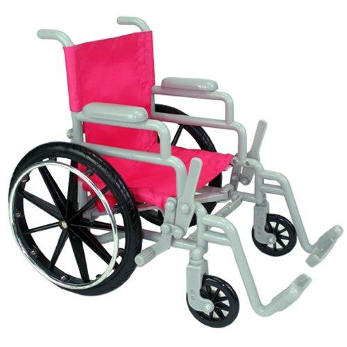 Amazon.com: Sophia's Doll Wheelchair Set, 18-Inch: Toys & Games