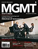 MGMT 5: What's Inside, A Student Tested, Faculty-Approved Approach to Learning Principles of Management