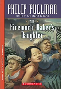 The Firework-Maker's Daughter 0439224209 Book Cover
