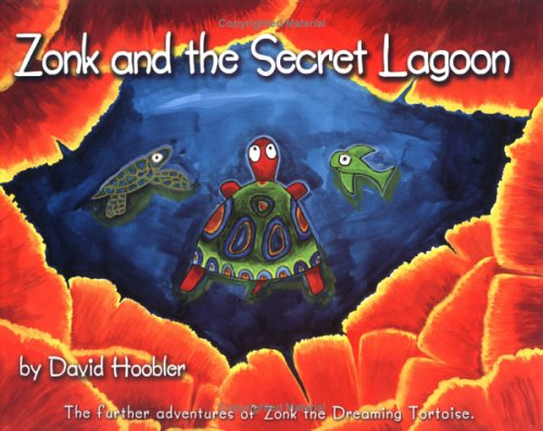 Zonk and the Secret Lagoon: The Further Adventures of Zonk the Dreaming Tortoise by Brand: Zonk Galleries (Image #2)