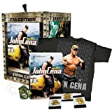 John Cena: My Life (Ultimate Fan Edition) with John Cena DVD, Dog Tags, Wristbands and T-Shirt