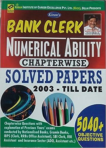 Kiran Publication Bank Clerk Books Pdf