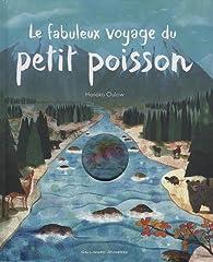 Le fabuleux voyage du petit poisson par Hanako Clulow
