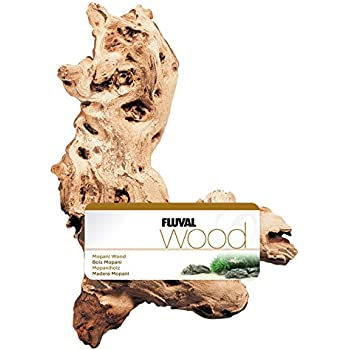 Fluval Mopani Driftwood - Medium - 7.8 X 13.8 in