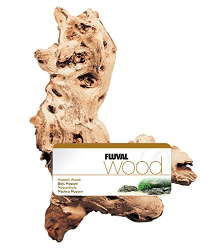 Fluval Mopani Driftwood - Medium - 7.8 X 13.8 in