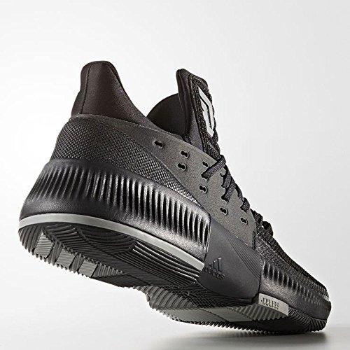 adidas Dame 3 Basketball Scarpe Black Precio Al Por Mayor En Línea GRmXgahQu1