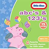 Little Tikes - ABC's & 123's