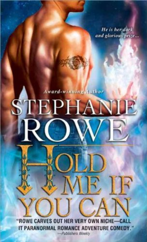 Hold Me If You Can   [HOLD ME IF YOU CAN] [Mass Market Paperback] ebook