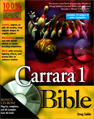 Carrara 1 Bible by Brand: Wiley