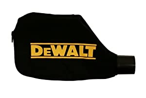 DeWalt OEM N126162 Miter Saw Dust Bag