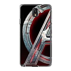 Samsung Galaxy Note3 KNL47863Vrln Support Personal Customs Lifelike Metallica Pattern Excellent Hard Cell-phone Case -SherriFakhry