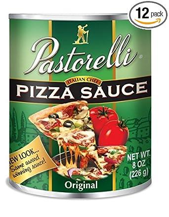 "14/"" Aluminum Pizza Sauce Cheese Rings case 4"