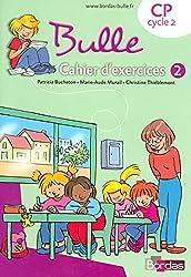 Bulle CP  Cahier d'exercices n°2