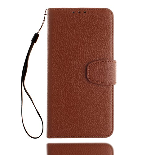 ANNNWZZD Premium PU Cuero Funda Cartera Tapa Carcasa para LG L Bello D331 D335 D337 Piel Flip Case Cover Con Ranura Para Tarjetas + Soporte + Cierre Magnético,A05 A06