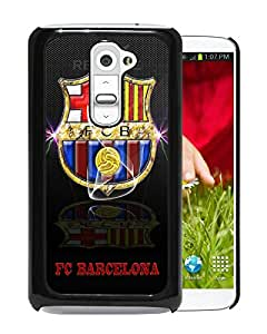 Popular Custom Designed Cover Case With Barcelona 9 Black For LG G2 Phone Case