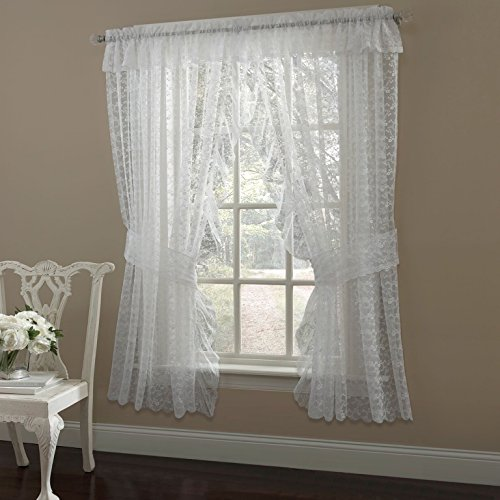 - Sweet Home Collection Window Curtains Treatment Panel 63