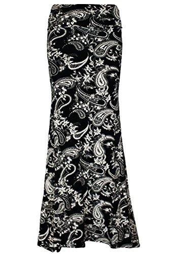 oriental flower print dress - 9