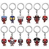 Funko Blind Bag Keychain: Marvel - Deadpool (One Mystery Figure)