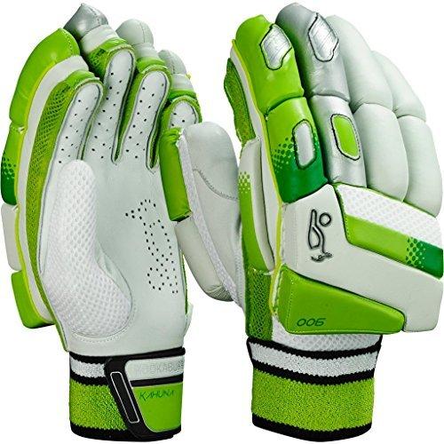 KOOKABURRA Kahuna 900 Pro Batting Gloves, M - Left by Kookaburra Cricket by Kookaburra Cricket