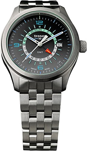 traser watch H3 Aurora GMT Date 9031575 Men's