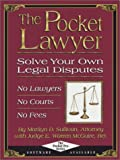 The Pocket Lawyer, Marilyn D. Sullivan, 0962923923