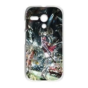 Final Fantasy Xiii Game Motorola G Cell Phone Case White gift pp001_9480887